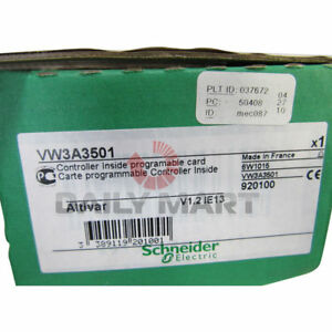 Brand New Schneider Electric Vw3a3501 Plc Programmable Logic Controller Module