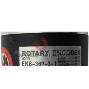 New Autonics Enb 360 3 1 Absolute Incremental Rotary Encoder In Box