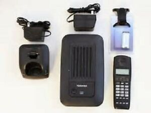 Toshiba Cordless Phone Dkt2404 Digital A stock Refurbished Phone