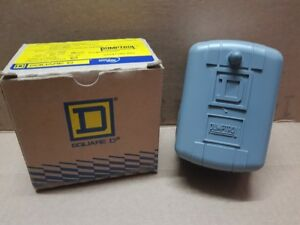 Square d By Schneider 20 40 Pressure Control Switch For Well Tank Water Pump