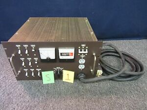 Harris Radio Test Control Panel Military Surplus An alq 172 Computer Automation