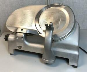 For Parts Or Repair Working Berkel Model 808 Commercial Meat Slicer