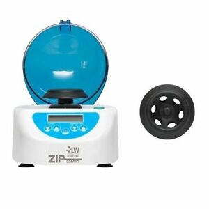 Lw Scientific Zipcombo Zipocrit Centrifuge W 6 Place Micro Rotor Zcc 06ad 02t3
