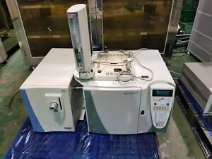 Thermo Electron Trace Gc Ultra Chromatograph Ai3000 Autosampler Trace Dsq