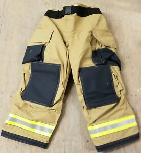 Firefighter Turnout Bunker Trousers Globe 32 W X 28 L Gxtreme
