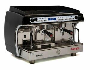 Astoria Gloria Automatic 2 Group Cappuccino Espresso Coffee Machine Maker Sae 2