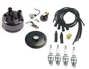 Ih Distributor Tune Up Kit Farmall 100 130 140 154 184 185 200 230 240