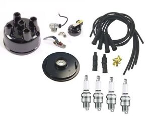 Ih Distributor Tune Up Kit Farmall 300 330 340 3444 350 400 404 424 444