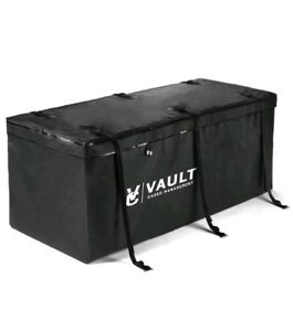 Waterproof Cargo Hitch Carrier Bag From Vault Cargo 15 Cubic Feet Heavy Du