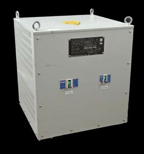 Nunome Electric Neth 013 9tvd02 13 9 Kva High Voltage Dry type Transformer