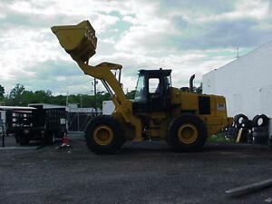 2003 Case 821c Wheel Loader