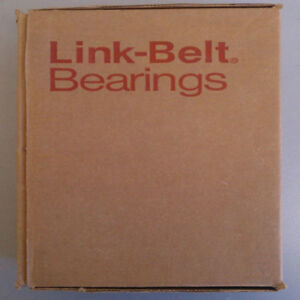 Fu344 Linkbelt New Ball Bearing Flange Unit