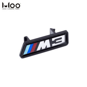 Removable M3 Emblem For Front Grille Of Bmw M Series F80 M3 2014 2015 2016 2017