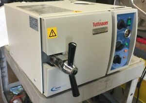 Reconditioned Tuttnauer 1730valueklave Autoclave Sterilizer Excellent Warranty