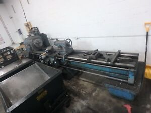 offer 24 X 96 Monarch Engine Lathe _ New 1961