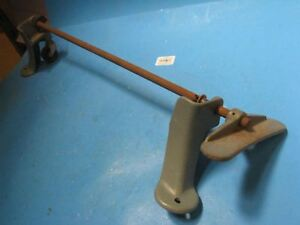 Rockwell 34 440 Table BAND saw Retracting Caster Foot Parts  24' ROD Delta  81C4