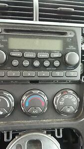 2003 2004 2005 2006 Premium Honda Element Radio Receiver Cd Player 2bw0 Oem