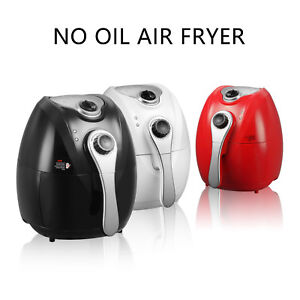 Electric Air Fryer Digital Fat Technology Rapid Good Cooking Healthy Oil less