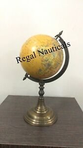 Decorative Nautical New Models Globe For Student Small Globe With Brass Base