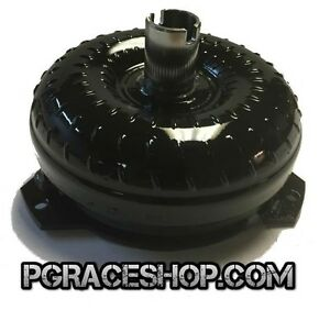 Chevy Gm Stall Torque Converter 2500 2600 2800 Turbo 350 400 Th 350 Th 400 T 350
