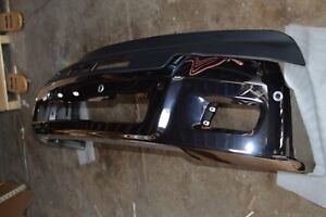 2010 2017 Dodge Ram 2500 3500 Chrome Front Bumper Assembly Oem With Fog