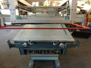 American Screen Printing Equipment Tempo 30