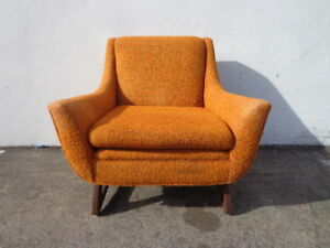 Mid Century Lounge Chair Armchair Modern Mcm Craft Adrian Pearsall Style Accent