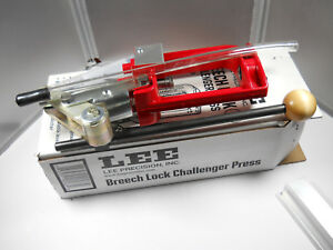 Lee Breech Lock Challenger Reloading Press SKU: 90588