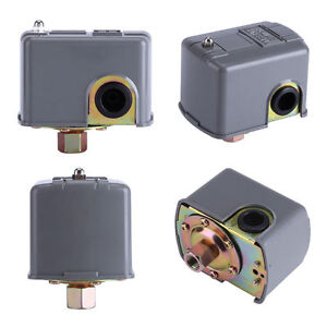 Excellent 30 50 Pressure Control Switch For Well Tank Water Pump Double Spring