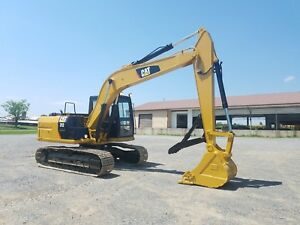 1996 Cat 312 Excavator Track Hoe Diesel Construction Hydraulic Machine W Thumb