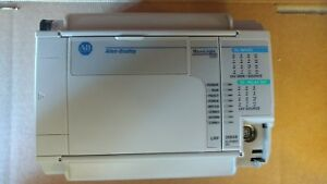 Allen bradley 1764 28bxb Micrologix 1500 With 1764 lrp Good Condition