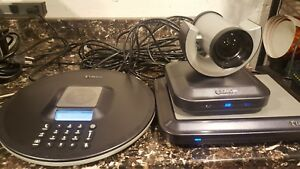 Lifesize Express Video Conferencing System Lfz 006 Camera Remote Phone cables