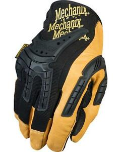Mechanix Wear Cg Heavy Duty Leather Work Gloves Cg40 75