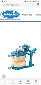 Whipmix Hanau Model Mate Plasterless Articulator