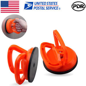 Auto Car Body Dent Remover Hail Repair Puller Sucker Panel Suction Cup Kit Tools