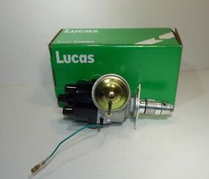 New Complete 45d Points Distributor Mgb 1963 1980 Genuine Lucas Made In Uk