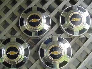 4 Chevrolet Chevy Blazer Van Pickup Truck Gmc Jimmy Hubcaps Wheel Covers 16 In