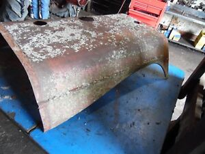 Allis Chalmers Styled Wc Gas Farm Tractor Hood