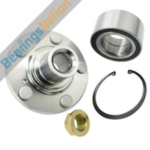 Premium Front Wheel Hub Bearing Assembly For Honda Odyssey Replace Br930582k