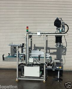 Automation Robopack 1500 Robotic Case Packer Box And Tray Packing Machine