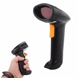 New Bar Code Scanner Vcall Bp513rd Wireless Laser With Data Receiver