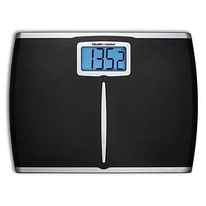 Jarden Hdm459dq 05 Health O Meter Extra Wide Weight Tracking Digital Scale Black