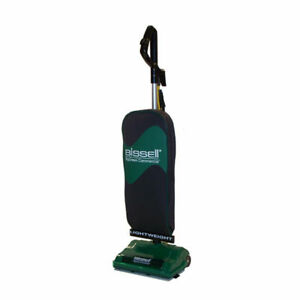 Bissell Biggreen Commercial Light Upright Vacuum