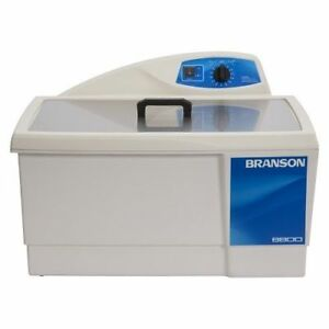 Branson M8800h Ultrasonic Cleaner W Mechanical Timer Heat Cpx 952 817r