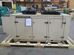 35kw Kohler 35rz62 Natural Gas propane Standby Generator For Repair