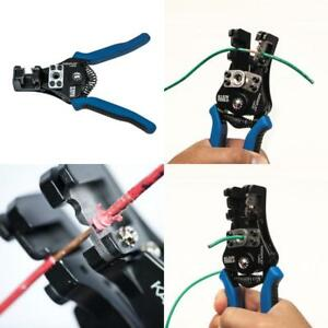 Wire Cutter And Stripper For 8 24 Awg Solid And 10 22 Awg Stranded Electrical Wi