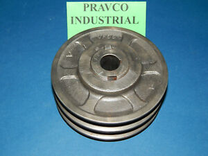 Browning 2vp56x 7 8 Double Groove Variable Pitch Pulley Sheave 2vp56x78