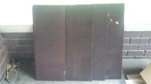 Vintage 4 Globe Wernicke Stacking Barrister Back Sections Labels Intact