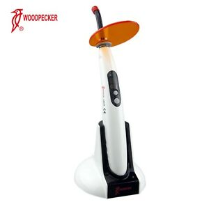 Woodpecker Original Dental Led Curing Light Lamp Wireless 5 Second 1400mw Led B