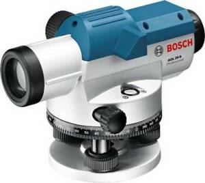 Bosch Gol 26d Professional Optical Magnetic Electronic Level 13 5 Cm A New